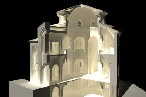 manastire_Aiud_interior_1
