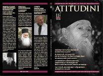 A aparut nr. 11 al Revistei Ortodoxe ATITUDINI