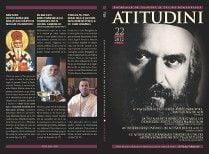 A apărut revista Ortodoxă ATITUDINI, nr. 22